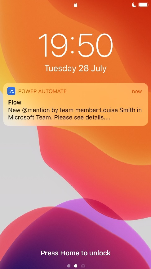 push-notification-microsoft-teams